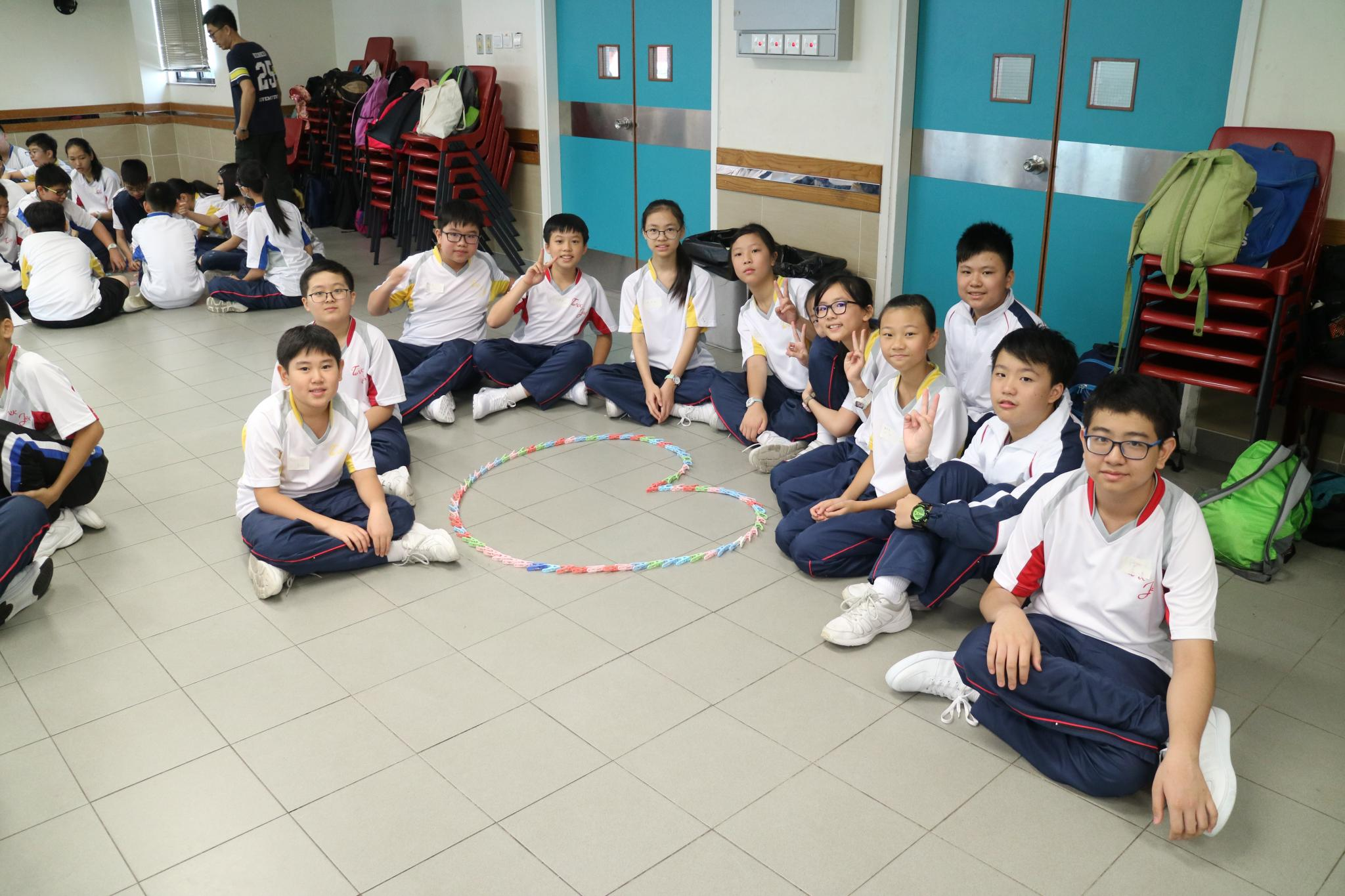 Students enjoyed the activities so much.